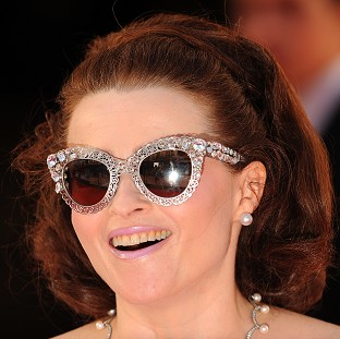 Helena Bonham Carter said she hates being told what to wear