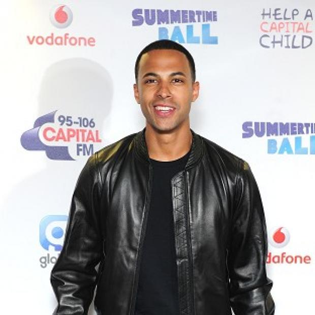 Knutsford Guardian: Marvin Humes is hopeful for a return to The Voice