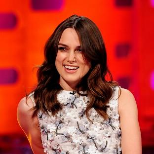 Keira Knightley thought she could sing like Adele - but admitted she can't