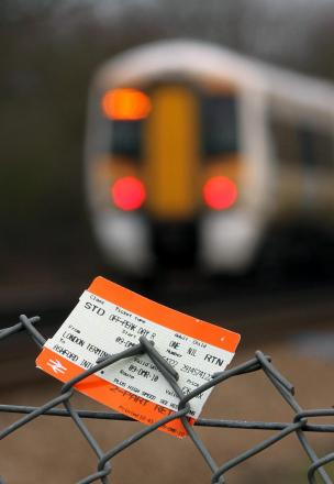 Rail fares set to rise by 3.5 per cent in 2015