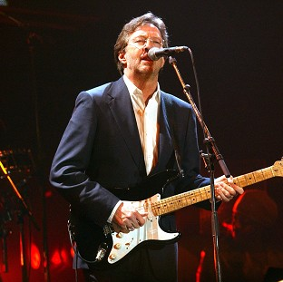 Eric Clapton has hinted he may cut down on his touring commitments