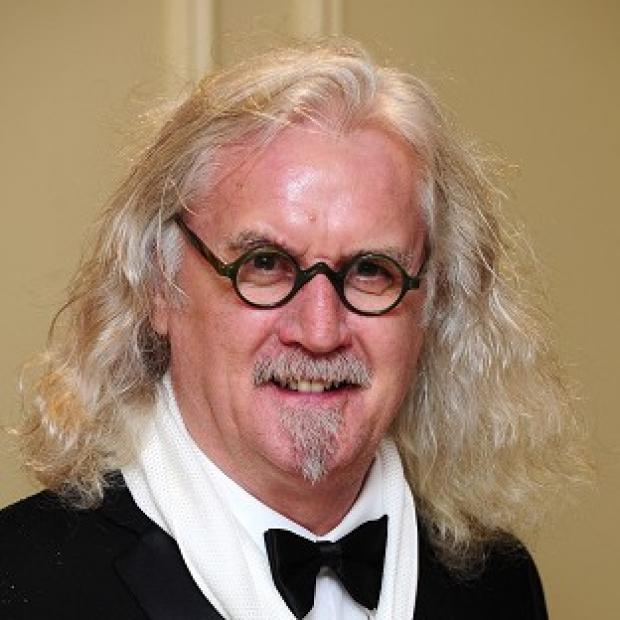 Knutsford Guardian: Billy Connolly suffered a life-threatening blood clot that doctors failed to spot