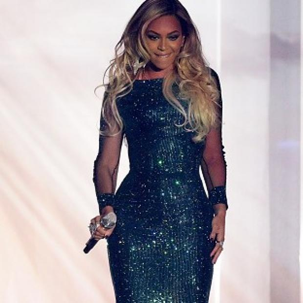 Knutsford Guardian: Beyonce has topped the Forbes Celebrity 100 List