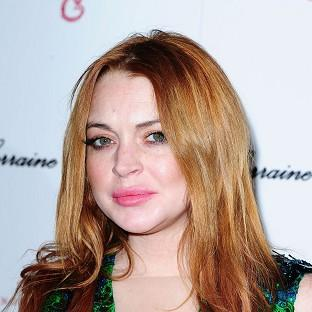 Lindsay Lohan is suing the makers of Gra