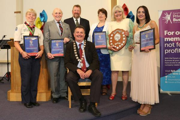 Knutsfordians awarded for community spirit