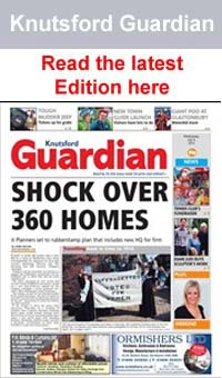 Knutsford Guardian: KnutsfordG-frontpage