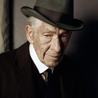 Sir Ian McKellen as Sherlock Holmes at 93