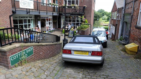 Councillors aim to get to the bottom of town's parking hot spots