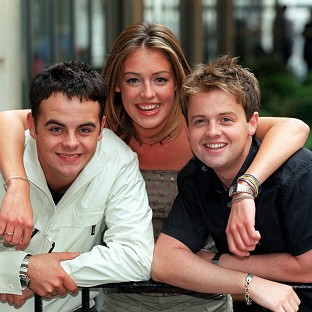Ant and Dec hosted SM:TV with