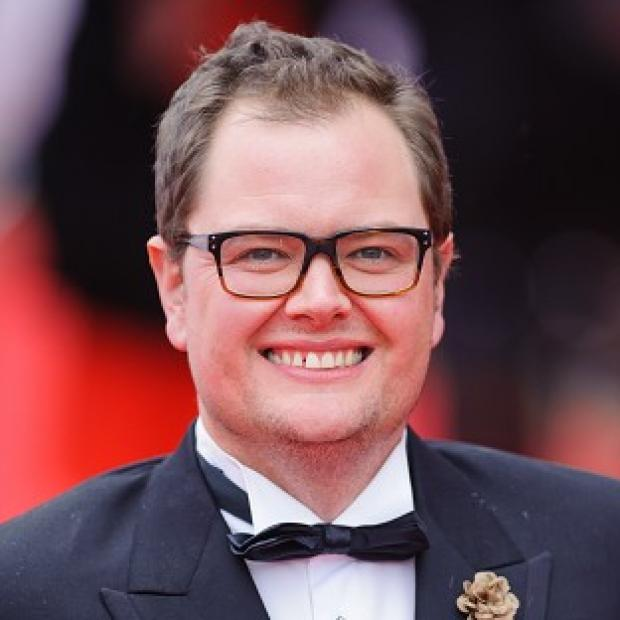 Knutsford Guardian: Alan Carr is preparing for his summer special