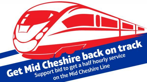 Get behind campaign for better rail service in mid Cheshire