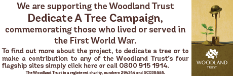 Knutsford Guardian: Woodland Trust