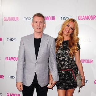 Cat Deeley said distance is good for her marriage with Patrick Kielty
