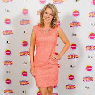 Good Morning Britain presenter Charlotte Hawkins announ