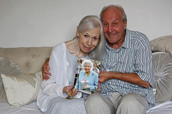 Knutsford sweethearts celebrate 60 years of marital bliss