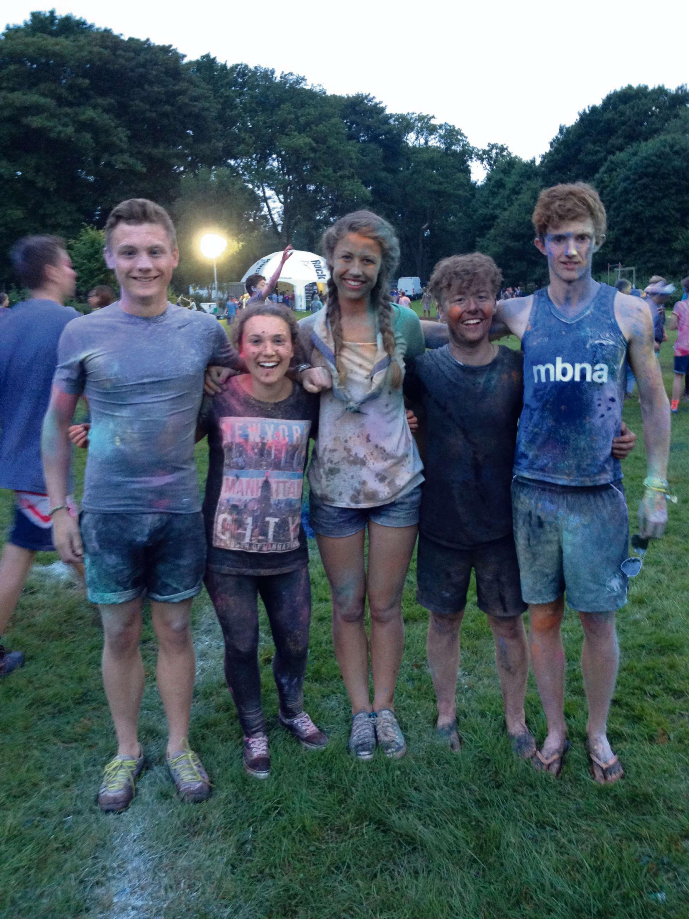 VIDEO: Knutsford's scouts have a blast at 2014 Chamboree