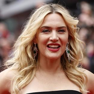 Kate Winslet has taken part in a chain video that sees stars quiz other stars