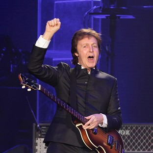 Sir Paul McCartney could be working with