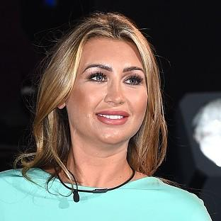 Lauren Goodger has been talking about her relationship with Mark Wright