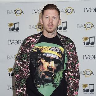 Professor Green said he suffers from depression