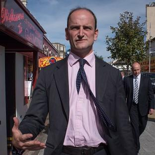 Douglas Carswell's decision to join Nigel Farage's party and trigger a by-election shocked