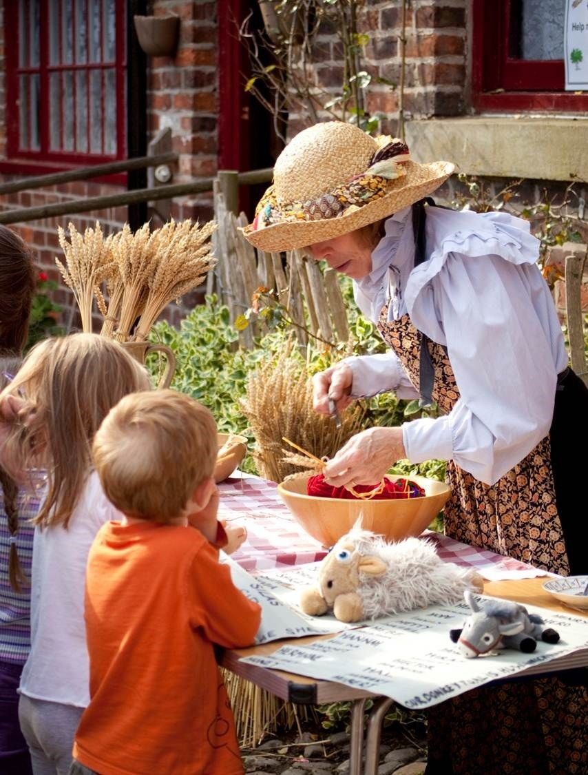 To mark the change in season, Tatton's Home Farm will be hosting its annual Harvest Festival from September 20-21