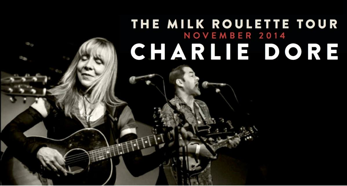 Milk roulette charlie dore