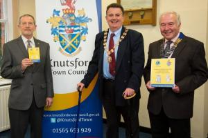 Knutsford Town Council and Knutsford Lions team up to launch youth volunteering scheme