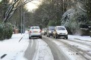 Cheshire Police urge motorists to stay off snowy and icy roads