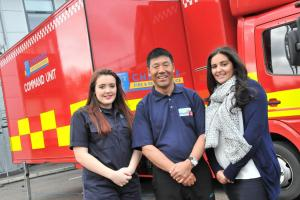 Sherpa visits Knutsford and Holmes Chapel cadets ahead of Nepal visit