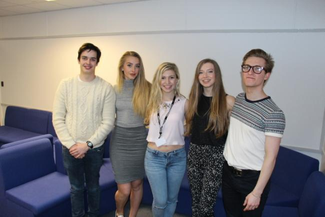 Academy students set for UK's top theatrical schools