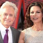 Knutsford Guardian: Catherine Zeta-Jones celebrates 15 years of marriage to Michael Douglas with romantic throwback photo