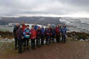 Vale Royal and Knutsford Ramblers by Steve Thomas