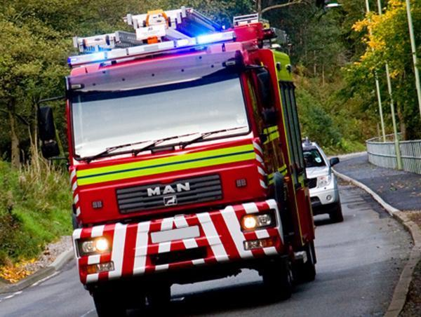 Police looking into Holmes Chapel arson