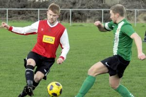 FOOTBALL: Reds head to Garswood in confident mood