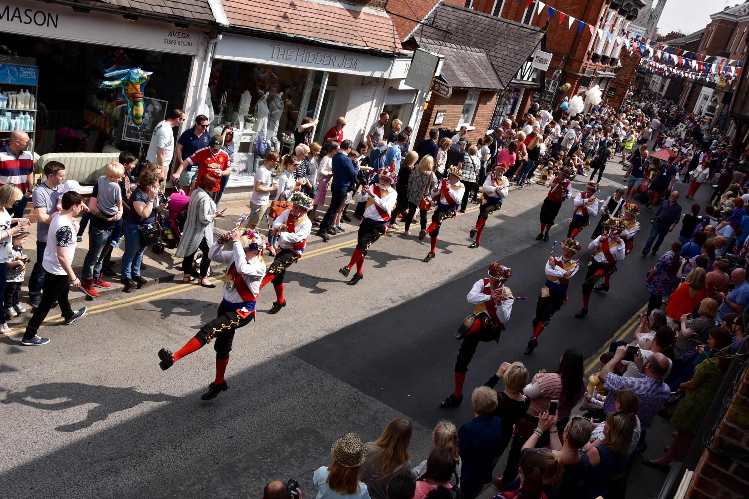 Families set to 'come together' at Royal May Day this weekend