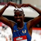 Knutsford Guardian: Growing up in a shack fired Mo Farah towards Olympic glory