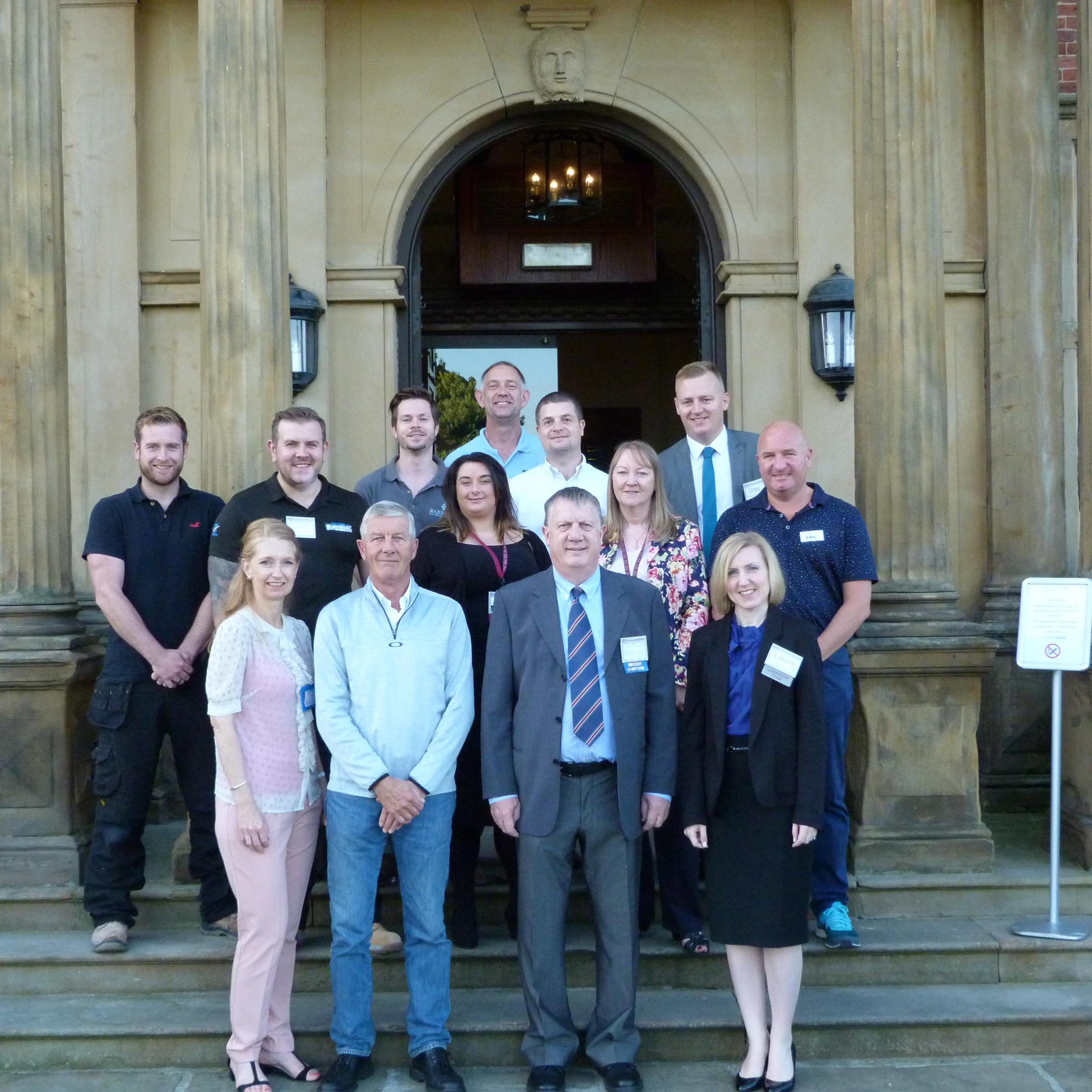 A business networking group has officially launched in Holmes Chapel