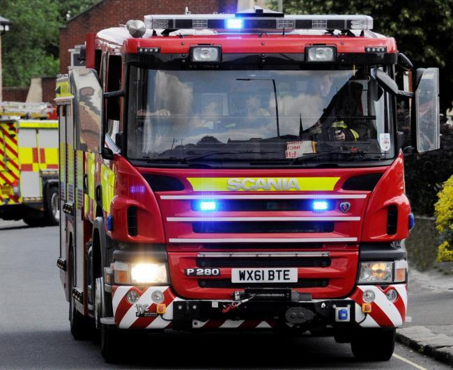 Cheshire's firefighters called out 108 times to remove objects from people, data reveals
