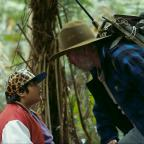 Knutsford Guardian: Julian Dennison as Ricky and Sam Neill as Hec