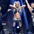 Knutsford Guardian: Britney Spears was back to her best as she hit the stage at the iHeartRadio Music Festival