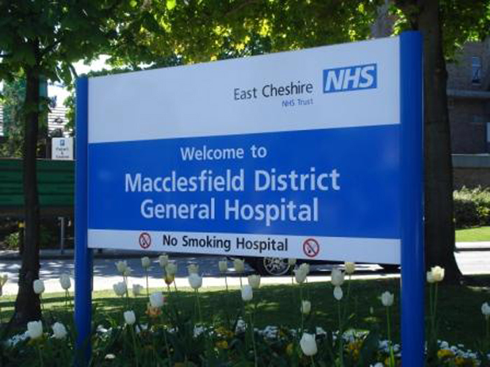 Eastern Cheshire CCG has said there are no plans to change Macclesfield Hospital's A&E department.