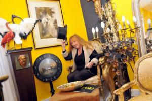 Knutsford Guardian: Knutsford town centre has welcomed its newest addition, an antique shop with 'French Chateau' glamour. Click here to read more