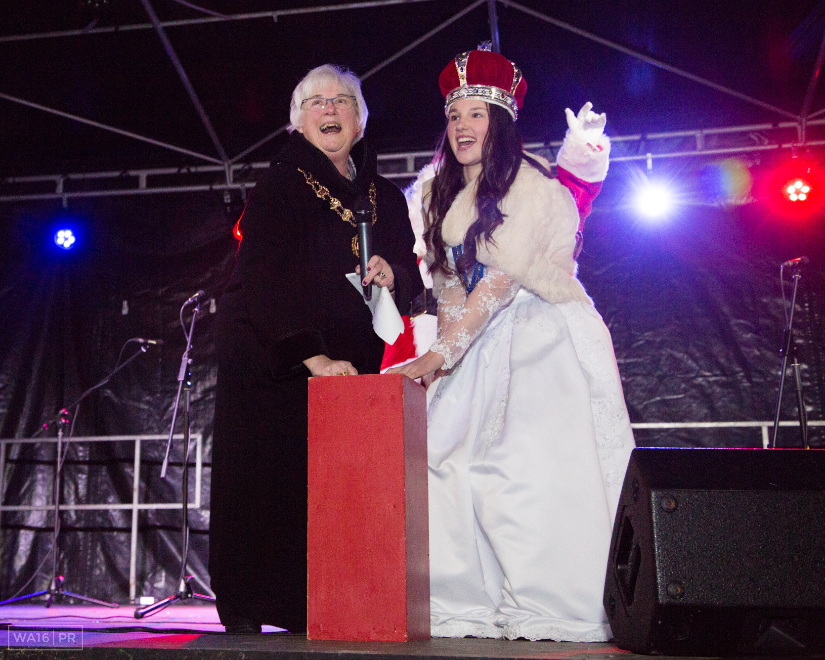 PICTURES: Knutsford's Christmas weekend hailed as 'best yet'