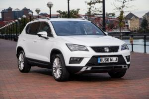 SEAT ATECA OFFERS FEEL GOOD EFFICIENCY