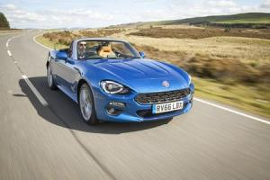 REVIEW: FIAT 124 SPIDER