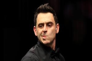 Ronnie O'Sullivan exits China Open in second round after defeat by Mark Joyce