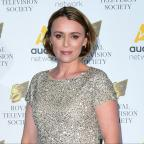 Knutsford Guardian: Keeley Hawes blames flat screen TVs for mumblegate