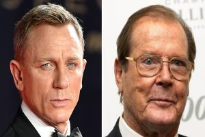Daniel Craig's tribute to fellow Bond Sir Roger Moore: Nobody Does It Better