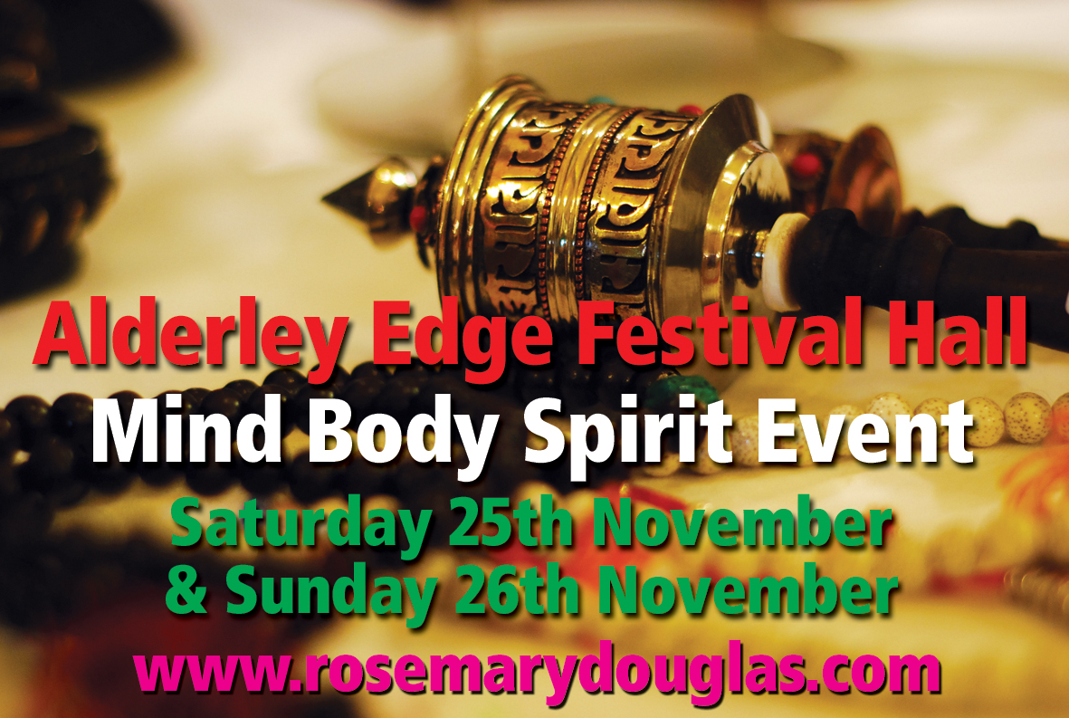 Alderley Edge - Mind Body & Spirit Event